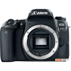 Фотоаппарат Canon EOS 77D Kit 18-135mm IS STM