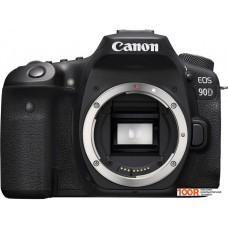 Фотоаппарат Canon EOS 90D Body (черный)