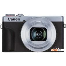 Фотоаппарат Canon PowerShot G7 X Mark III (серебристый)
