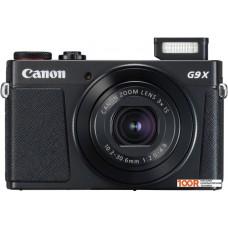 Фотоаппарат Canon PowerShot G9 X Mark II (черный)