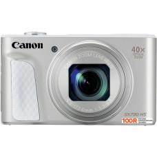 Фотоаппарат Canon PowerShot SX730 HS (серебристый)