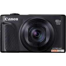 Фотоаппарат Canon PowerShot SX740 HS (черный)