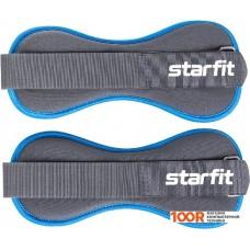 Спортивный инвентарь Starfit WT-501 2x2 кг (черный/синий)
