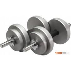 Спортивный инвентарь Titan Sport Hamerton 2x17 кг (4x2.5 кг, 4x5 кг)
