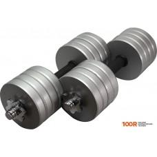 Спортивный инвентарь Titan Sport Hamerton 2x22 кг (16x2.5 кг)