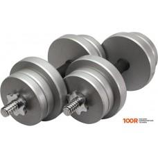 Спортивный инвентарь Titan Sport Hamerton 2x22 кг (8x2.5 кг, 4x5 кг)