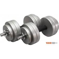 Спортивный инвентарь Titan Sport Hamerton 2x27 кг (4x2.5 кг, 8x5 кг)
