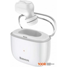Bluetooth-гарнитура Baseus A03 (белый)
