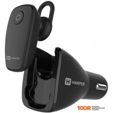 Bluetooth-гарнитура Harper HBT-1723 (чёрный)