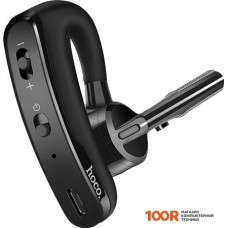Bluetooth-гарнитура Hoco E15 (черный)