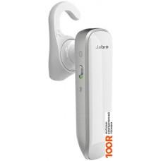 Bluetooth-гарнитура Jabra Boost (белый/серебристый)