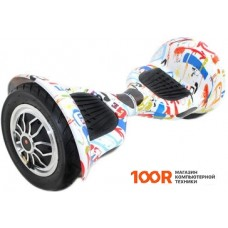 Гироцикл Hoverbot C-1 Light White Multicolor