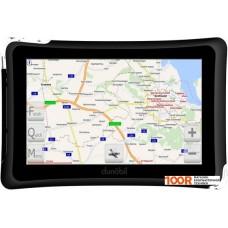 GPS-навигатор Dunobil Basic 4.3