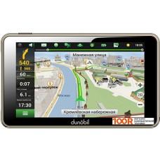 GPS-навигатор Dunobil Clio 5.0