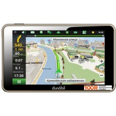 GPS-навигатор Dunobil Clio Parking Monitor
