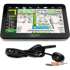 GPS-навигатор Dunobil Echo Parking Monitor