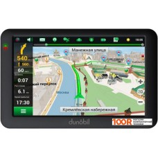 GPS-навигатор Dunobil Modern 5.0