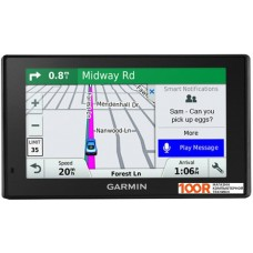 GPS-навигатор Garmin DriveSmart 51 LMT-D