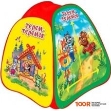 Игровой домик Играем вместе Теремок GFA-TEREM01-R