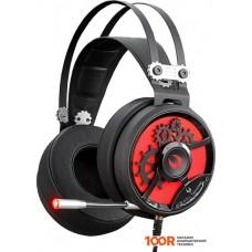 Игровая гарнитура A4Tech Bloody M660 Chronometer (черный/красный)