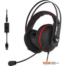 Игровая гарнитура ASUS TUF Gaming H7 (черный/красный)