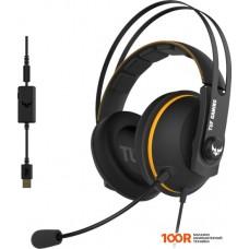 Игровая гарнитура ASUS TUF Gaming H7 (черный/желтый)