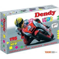 Игровыя консоль Dendy Kids (195 игр + световой пистолет)