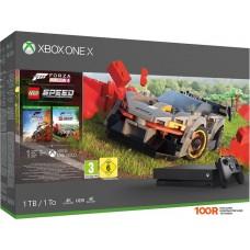 Игровая консоль Microsoft Xbox One X 1TB Forza Horizon 4 + LEGO Speed Champions