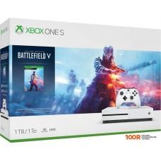 Игровыя консоль Microsoft Xbox One S 1TB Battlefield V
