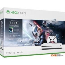 Игровая консоль Microsoft Xbox One S 1TB Star Wars Jedi: Fallen Order