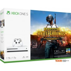 Игровыя консоль Microsoft Xbox One S PlayerUnknown's Battlegrounds 1TB