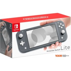 Игровыя консоль Nintendo Switch Lite (серый)