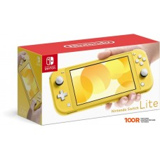 Игровыя консоль Nintendo Switch Lite (желтый)