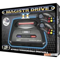 Игровыя консоль SEGA Magistr Drive 2 (160 игр)
