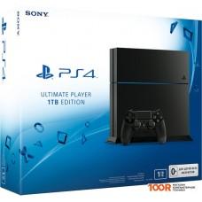 Игровыя консоль Sony PlayStation 4 1TB (черный)