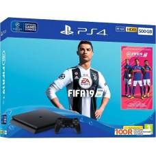 Игровыя консоль Sony PlayStation 4 Slim 500GB FIFA 19