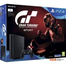 Игровыя консоль Sony PlayStation 4 Slim Gran Turismo Sport 1TB (черный)
