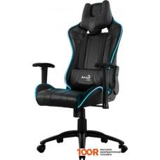 Игровое кресло AeroCool AC120 AIR RGB (черный)