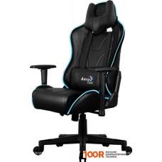 Игровое кресло AeroCool AC220 AIR RGB (черный)