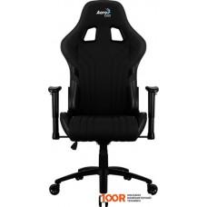 Игровое кресло AeroCool AERO 1 Alpha (черный)