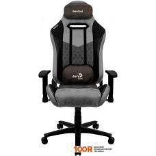 Игровое кресло AeroCool Duke Ash Black (черный/пепельный)