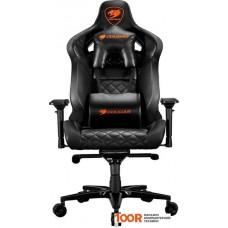 Игровое кресло Cougar Armor Titan (черный)