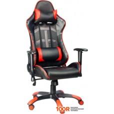 Игровое кресло Everprof Lotus S10 (черный/красный)