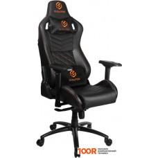 Игровое кресло Evolution Conqueror (черный)