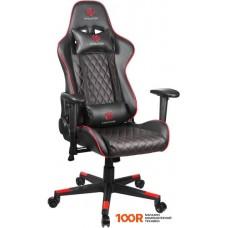 Игровое кресло Evolution Tactic 1 (черный/красный)