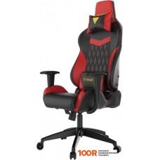 Игровое кресло Gamdias Hercules E2 (черный/красный)