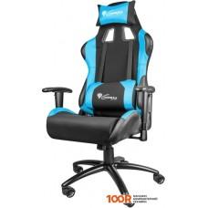 Игровое кресло Genesis Nitro 550 (черный/голубой)