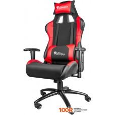 Игровое кресло Genesis Nitro 550 (черный/красный)