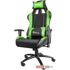 Игровое кресло Genesis Nitro 550 (черный/зеленый)