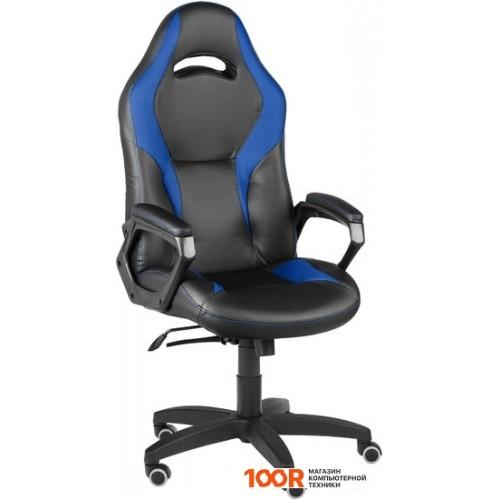 Игровое кресло OLSS Конкорд Ультра (черный/синий)